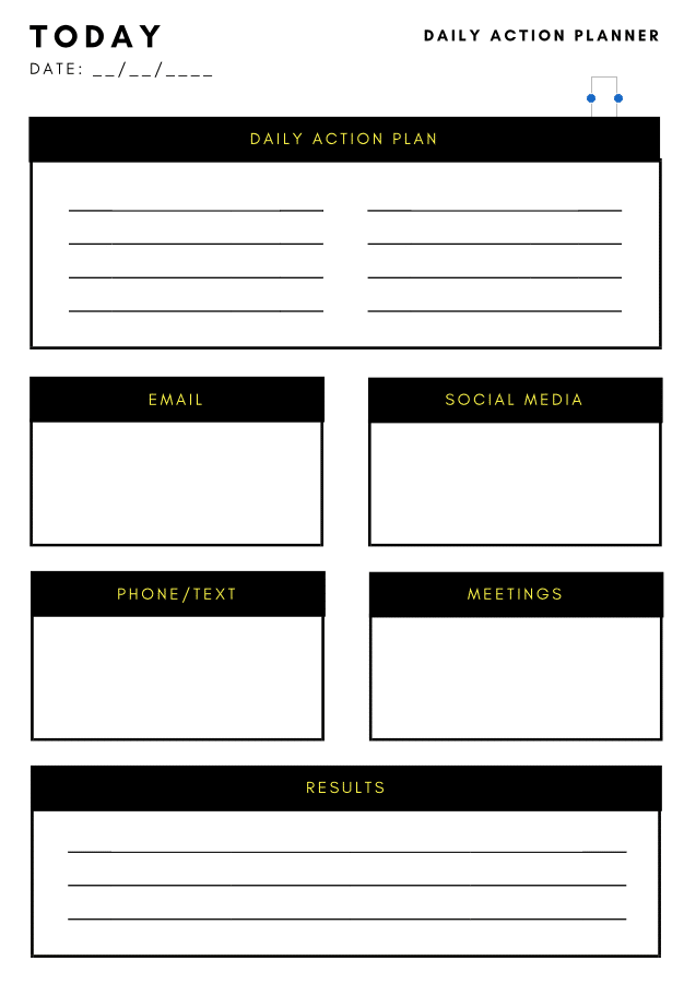 action plan template 3