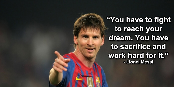 Beau Lionel Messi Quotes U2013 WeNeedFun. Success Comes To Those Who Wait U2013 Will You  Wait For It?