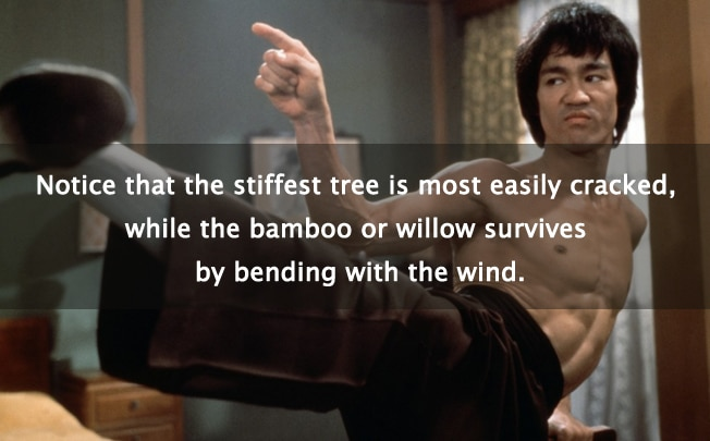 bruce lee quote 2
