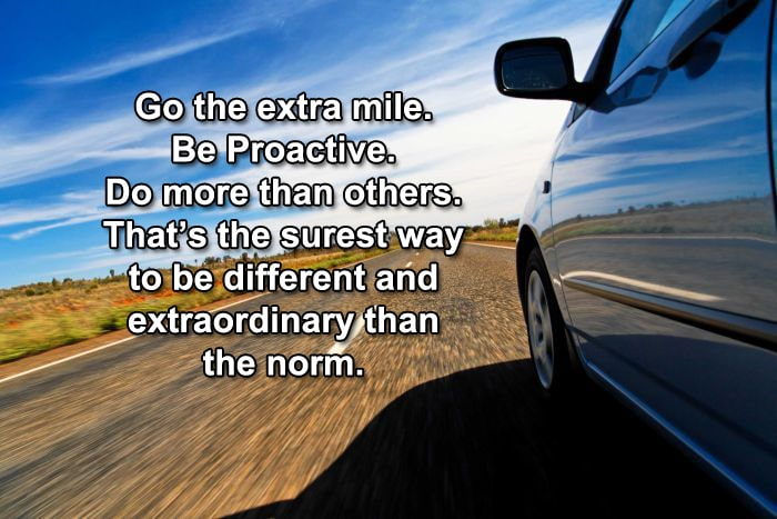 extraordinary success