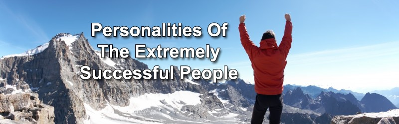 personality of successful people
