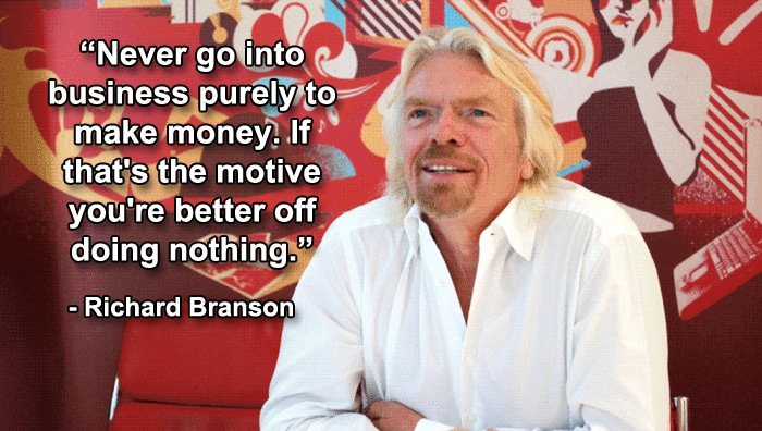 richard branson business