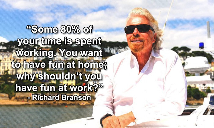 richard branson fun quote