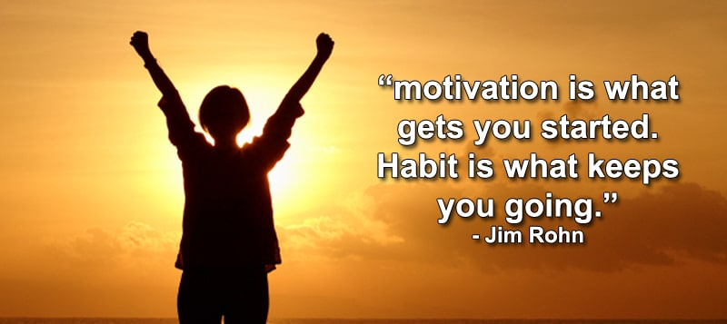 motivational habits
