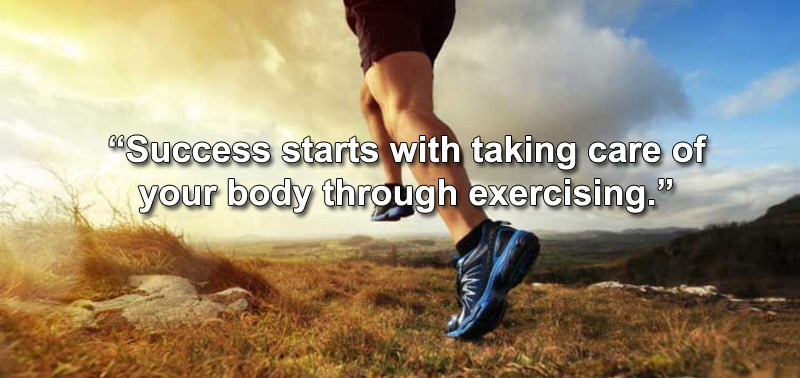 exercise for success