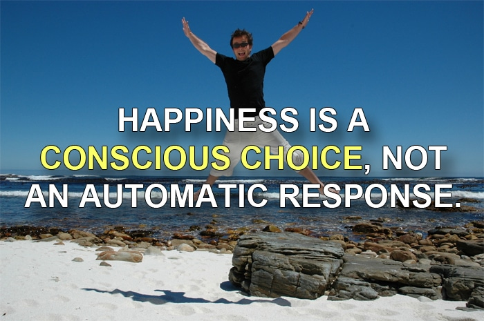 happiness for success