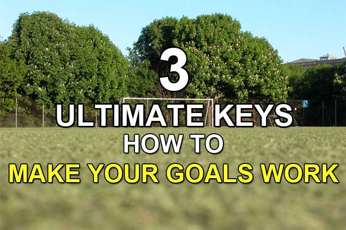 how to make your goals work