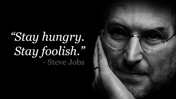 stay hungry for success