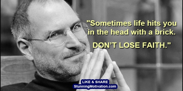 steve jobs success quote (2)