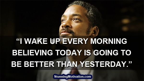 will smith quote success