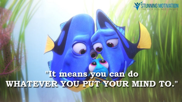 Dory Quotes Impressive 13 Best Finding Nemo And Finding Dory Quotes That Inspire You