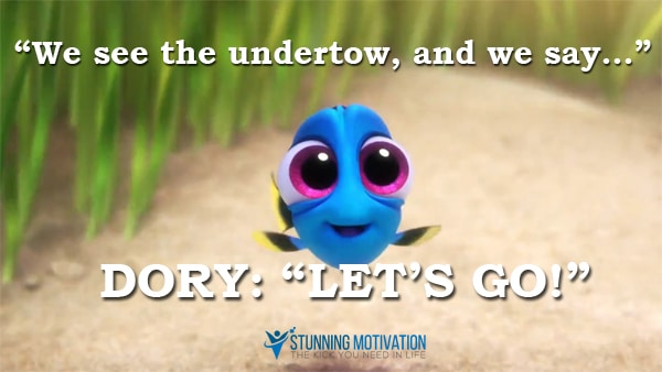 finding dory parents