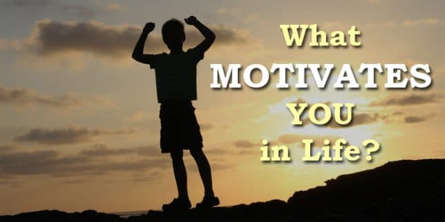 What Motivates You In Life? The 6 Common Factors That Drive People