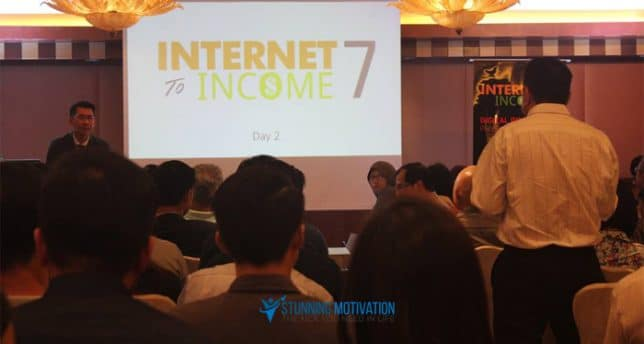 The 3 Success Lessons I Learned From Patric Chan's Internet To Income Seminar