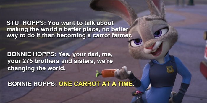 judy hopps quote