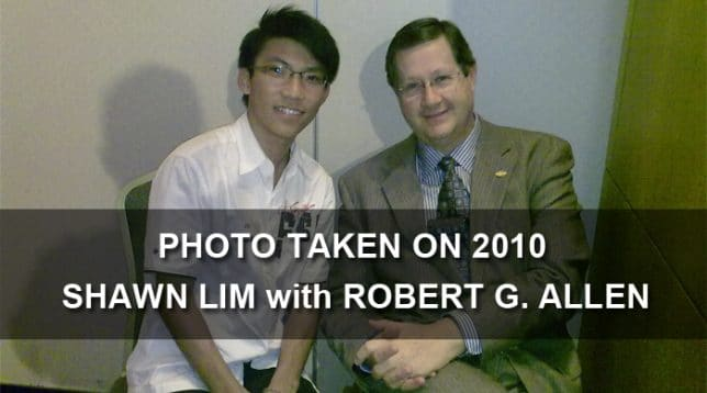 shawn lim and robert allen