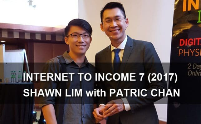 shawn lim with patric chan