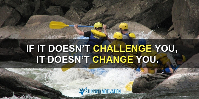 challenging quote