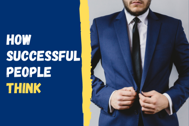 how-successful-people-think