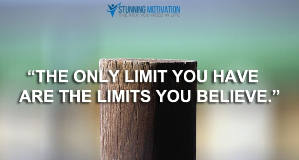 break your limit