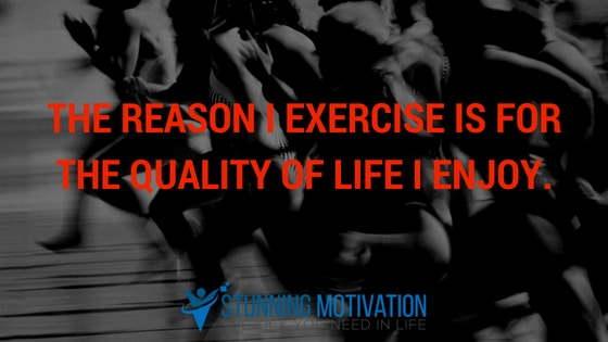 exercise for quality of life