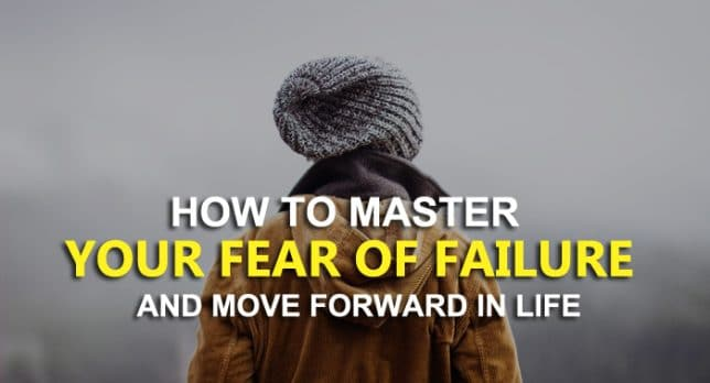 master your fear of failure