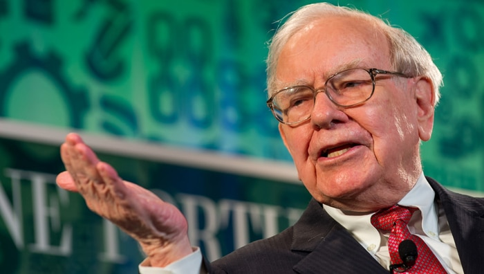 warren buffett success