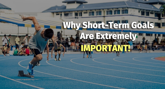 Important Short-Term Goals Examples
