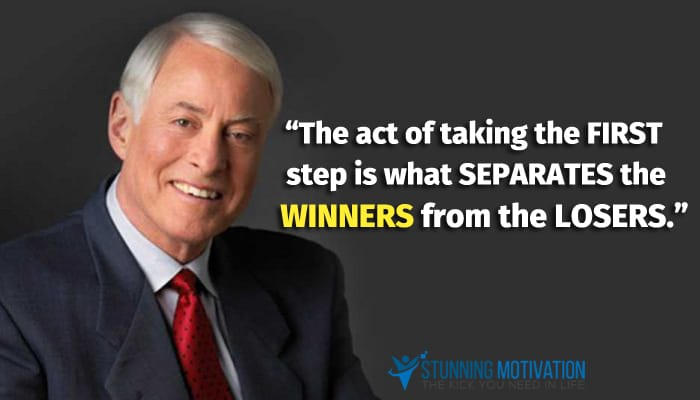 brian tracy saying