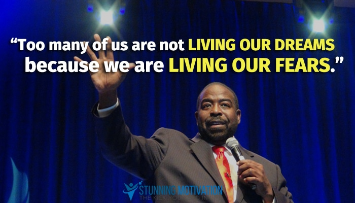 les brown saying