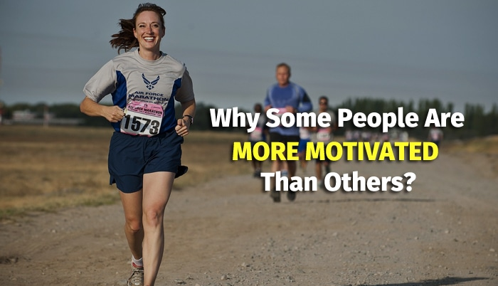 why some people are more motivated than others