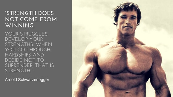 17 most inspirational quotes from arnold schwarzenegger arnold schwarzenegger quote1 malvernweather Choice Image