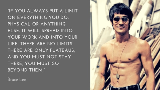 bruce lee quote 10