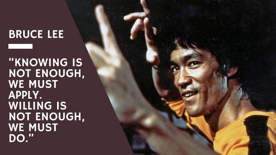 bruce lee quote 7