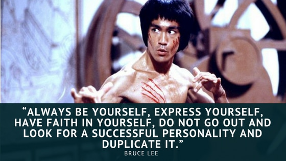 bruce lee quote 8
