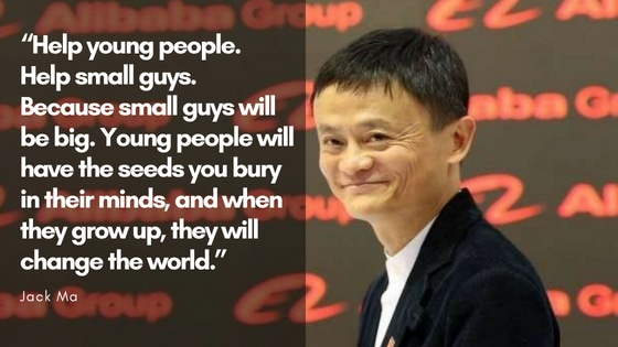 jack ma quote 14