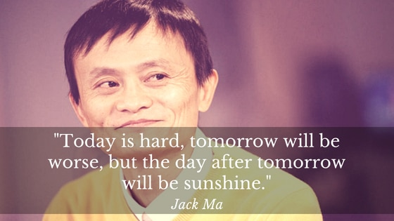 jack ma quote 6