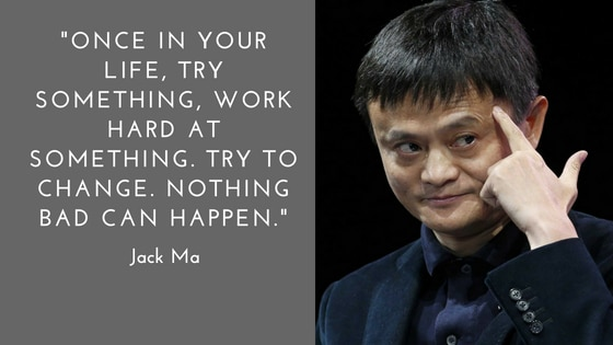 jack ma quote 7