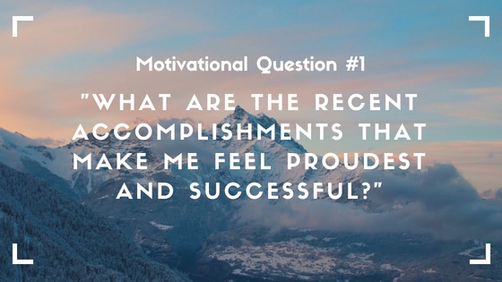 motivational question 1