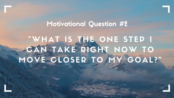 motivational question 2
