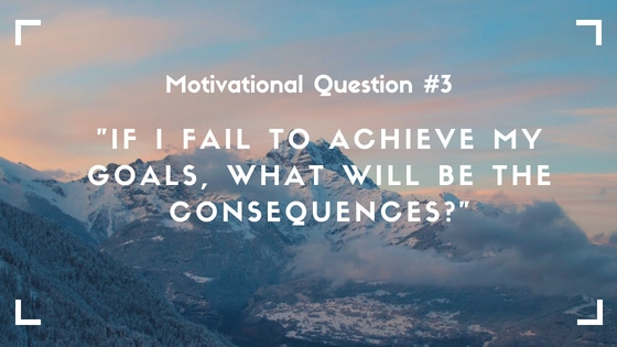 motivational question 3