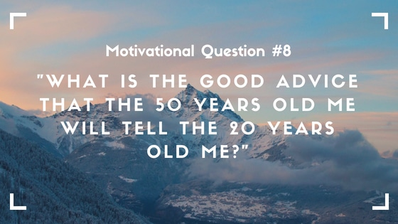 motivational question 8