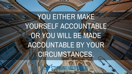 accountable quote