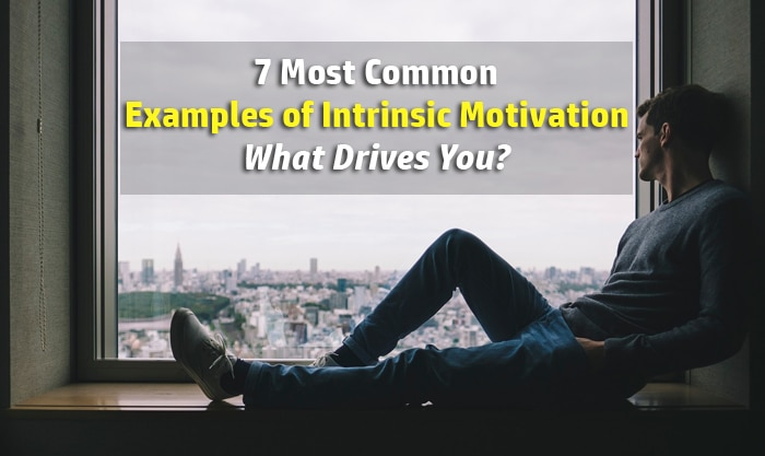 intrinsic motivation examples