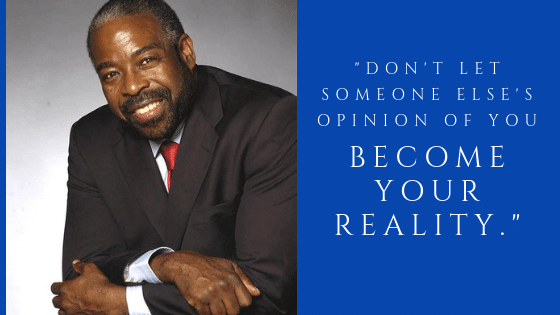 do not let someone opinion of you become your reality