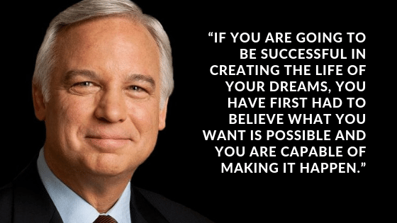 jack canfield dream quote