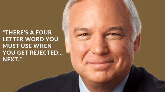jack canfield never give up quote