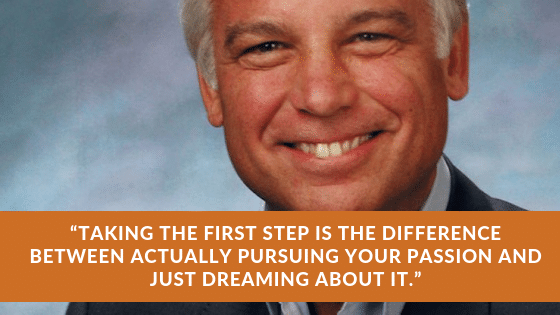 jack canfield passion quote