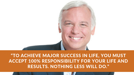 jack canfield responsibility quote