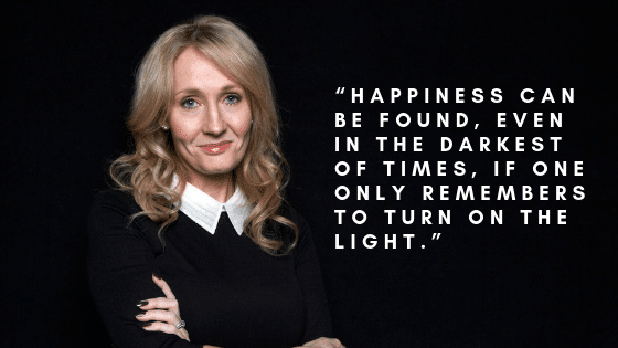 jk rowling quote 13